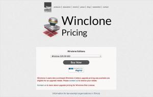 Winclone4購入