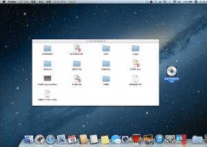 OSX上のDVD