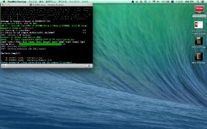 MacでKNOPPIX